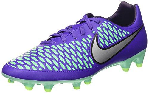 Nike Magista Onda FG Scarpe da calcio, Uomo, Multicolore (Hypr Grp/Mtllc Slvr-Prpl Dynst), 42.5