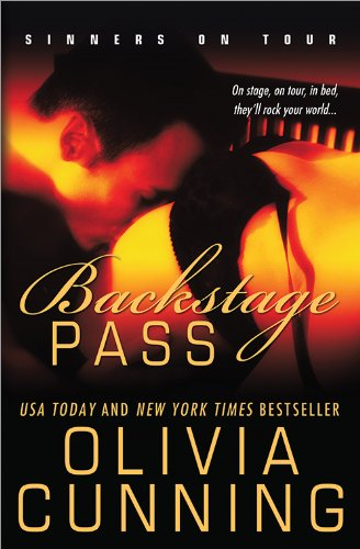 Backstage Pass: Sinners on Tour (The Sinners on Tour) by Olivia Cunning