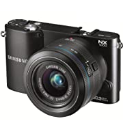 Post image for Samsung NX1000 Systemkamera Kit 16mm + 20-50mm Objektiv + Samsung Galaxy S Advance für 491€ *UPDATE*