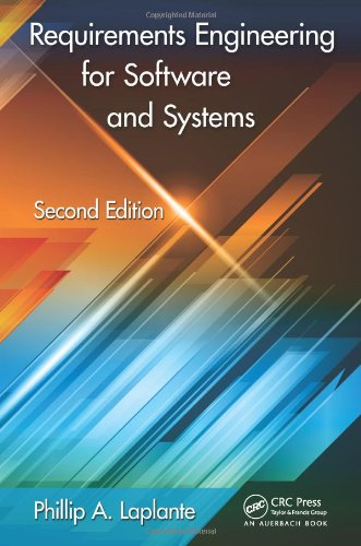 Requirements Engineering for Software and Systems, Second Edition