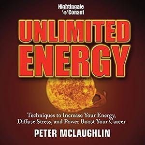 Unlimited Energy Speech
