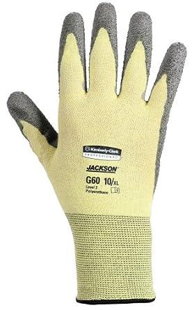 Jackson Safety G60 Polyurethane Coated Level 2 Glove, Cut Resistant, 2X-Large (Case of 12 Pairs)