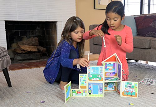 Build & Imagine Malia's Beach House Building Kit