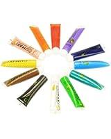 Set de 12 tubes de peinture acrylique Oumaxi 12 ml - idšŠale pour le nail art