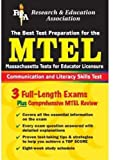 img - for The Best Test Prep for the MTEL (Massachusetts Tests for Educator Licensure): Communication and Literacy Skills Test by Gail Rae (2006-03-15) book / textbook / text book