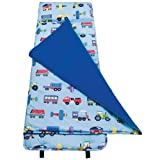 Wildkin Olive Kids Train, Planes and Trucks Nap Mat