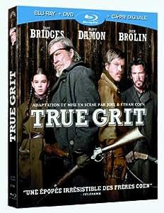 True Grit [Combo Blu-ray + DVD + Copie digitale]