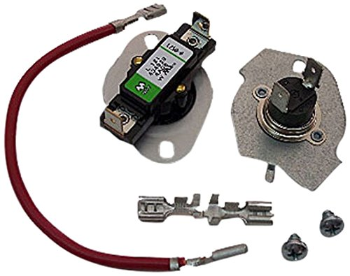 GARP 279816 Compatible Replacement for Dryer Thermal Fuse Kit fits most Brands (Thermal Fuse For Roper Dryer compare prices)
