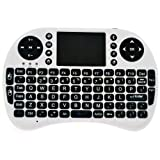 Rii® Mini Wireless Bluetooth Keyboard Mouse Touchpad for PC iPad 2 3 Smartphone iPhone Samsung
