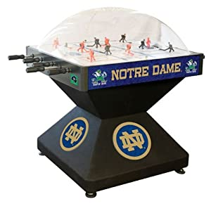 Notre Dame Fighting Irish Dome Bubble Hockey by Holland Bar Stool