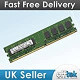 2GB RAM Memory for Packard Bell iMedia J2422 (DDR2-5300 - Non-ECC) - Desktop Memory Upgrade