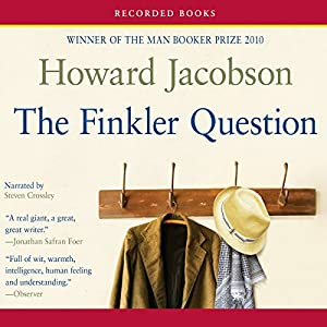Finkler Question Audiobook
