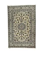 Eden Carpets Alfombra Kashmar Beige/Azul 305 x 200 cm