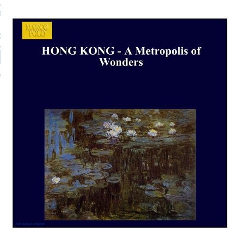 Hong Kong - A Metropolis Of Wonders (Marco Polo Wonders Of The World compare prices)