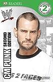 DK Reader Level 2:  WWE CM Punk Second Edition (DK READERS)
