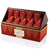 Warming Joy Ribbon Box by Tea Forte 20 Silken Pyramid Infusers