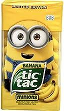 Tic Tac Limited Minions Edition Banana 49g Packung (keine Motivwahl möglich)