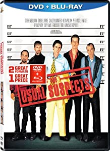 The Usual Suspects (Two-Disc Blu-ray/DVD Combo)