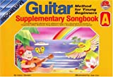 img - for CP69273 - Progressive Guitar for Young Beginners: Supplimentary Songbook A - B+W (Progressive Young Beginners) book / textbook / text book