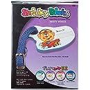 Shrinky Dinks Misty White 6 Sheet Creative Pack