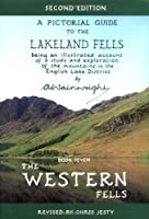Pictorial Guide to the Lakeland Fells, Alfred Wainwright, Second edition - 7 - The Western Fells
