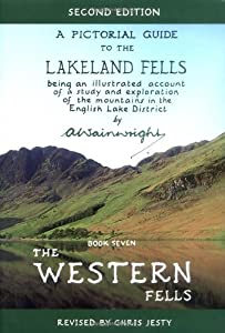 The Western Fells, Second Edition (Wainwright Pictorial Guide to the Lakeland Fells)