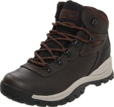 哥伦比亚Columbia Women's Newton Ridge Plus-Wide Hiking Boot女士旅游鞋$89.7