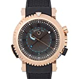 【ブレゲ】 BREGUET 腕時計 マリーンロイヤル RG×ラバー ブラック 5847BR/Z2/5ZV メンズ 【並行輸入品】