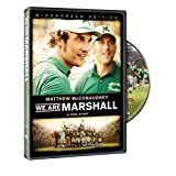 We Are Marshall DVD – $4.64!