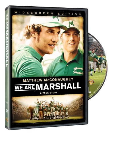 Cover art for  We Are Marshall (Widescreen Edition)