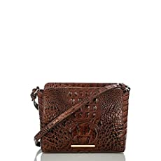 Carrie Crossbody<br>Pecan Melbourne