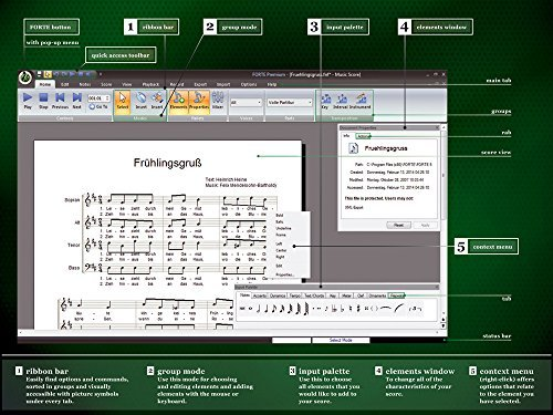 music writing program Create, play back and print beautiful sheet music with free and easy to use music notation software musescore for windows, mac and linux.