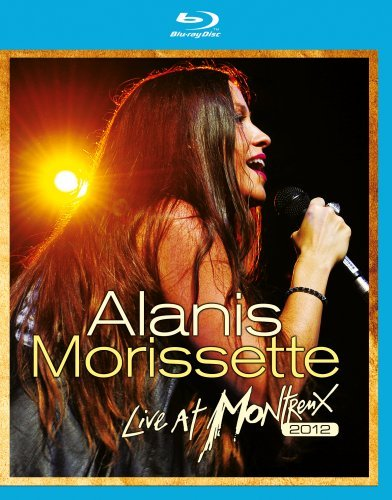 Blu-ray : Alanis Morissette - Alanis Morissette: Live in Montreux 2012 (Blu-ray)