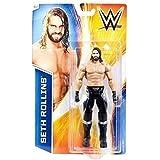 NEW SETH ROLLINS CURB STOMP BASIC SERIES 50 NXT FIGURE WWE WRESTLING MATTEL WWF
