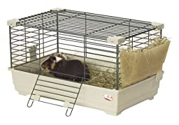 Marchioro Tommy K 62 Cage for Small Animals, 24.5 inches, Colors Vary