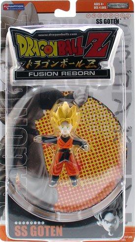 Picture of Jakks Pacific Dragon Ball Z Fusion Reborn SS Goten Action Figure (B000ROM50C) (Dragon Ball Action Figures)