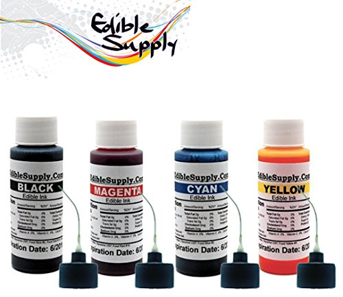 edible-supply-2-oz-bk-c-m-y-edible-ink-refill-bottle-combo-for-all-canon-printer