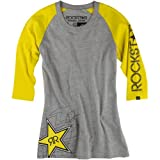 Rockstar Energy Drink Officially Licensed 1nd Burst Knit Top Women