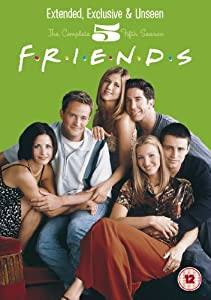 Friends Season 5 - Extended Edition [DVD]