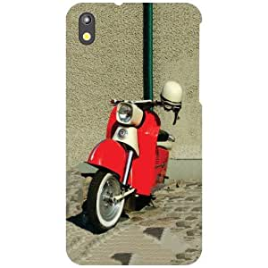HTC Desire 816G Back Cover - Matte Finish Phone Cover