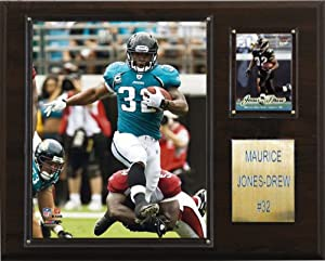 NFL Maurice Jones-Drew Jacksonville Jaguars Player Plaque by C&I Collectables