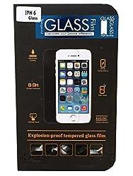Retailadda Premium Tempered Glass for Iphone 6s 6