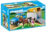 Playmobil Country 5223 SUV with Horse...