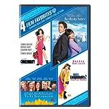 4 Film Favorites: Sandra Bullock (Divine Secrets of the Ya-Ya Sisterhood, Miss Congeniality 2, Miss Congeniality: Deluxe Edition, Two Weeks Notice) ~ WARNER HOME VIDEO