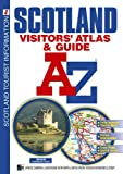 img - for Scotland Visitors' Atlas a Guide (A-Z Premier Street Atlas) (A-Z Street Atlas) book / textbook / text book