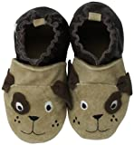 Robeez 3D Dog Soft Sole Slip-On (Infant)