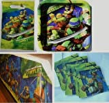Teenage Mutant Ninja Turtles Birthday Party Set Pack for 16