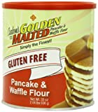 Carbons Golden Malted Waffle and Pancake Mix, Gluten-Free, 2.06-Pound (Pack of 3)