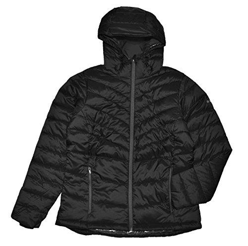 Columbia Women's Discovery Peak Down Jacket (S, BLACK) (Womens Columbia Peak Jacket compare prices)