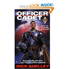 Officer-cadet (Dirigent Mercenary Corps) by Rick Shelley